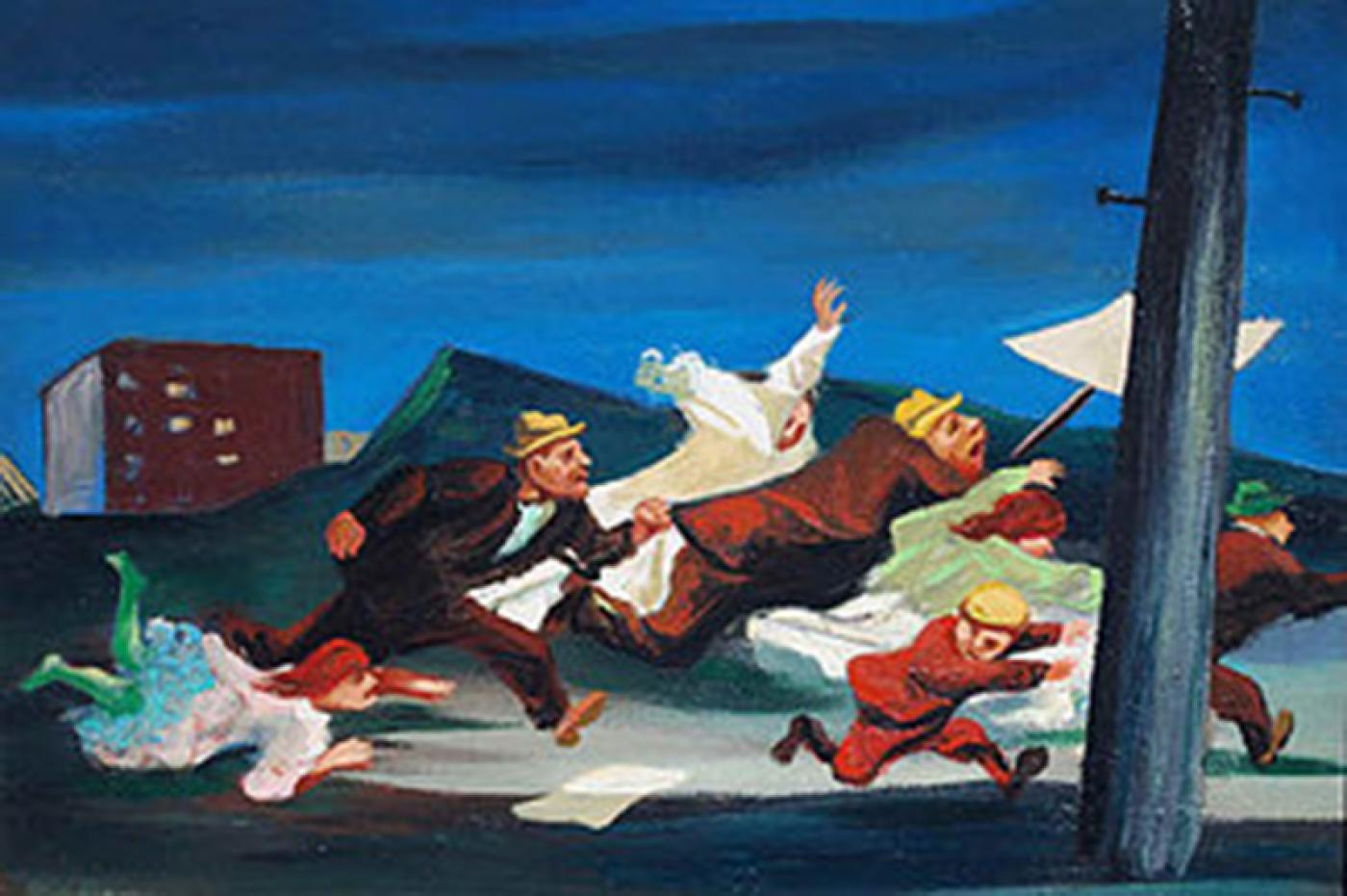 William Gropper Quot Strike Quot