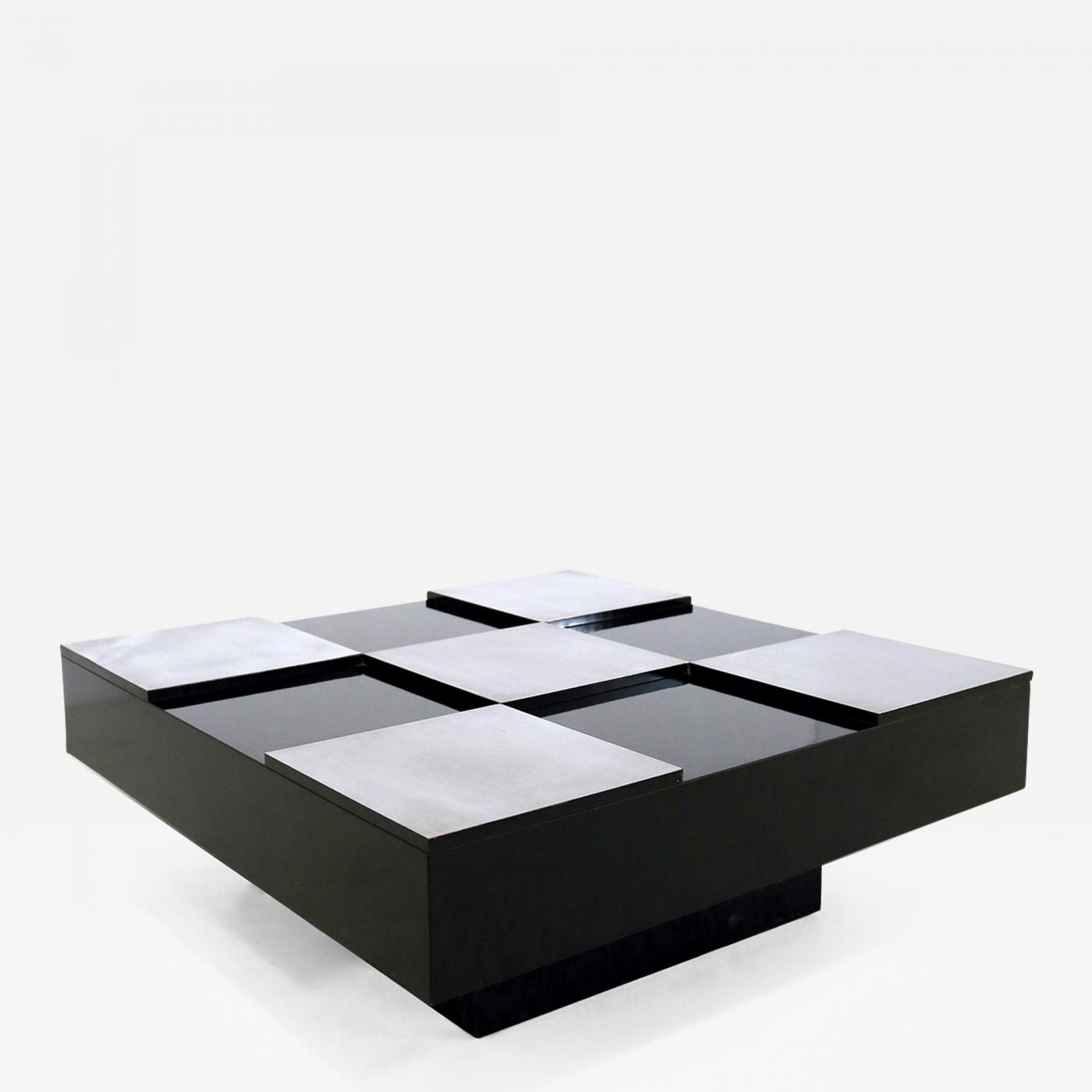 Willy Rizzo Coffee Table.Willy Rizzo Coffe Table Willy Rizzo